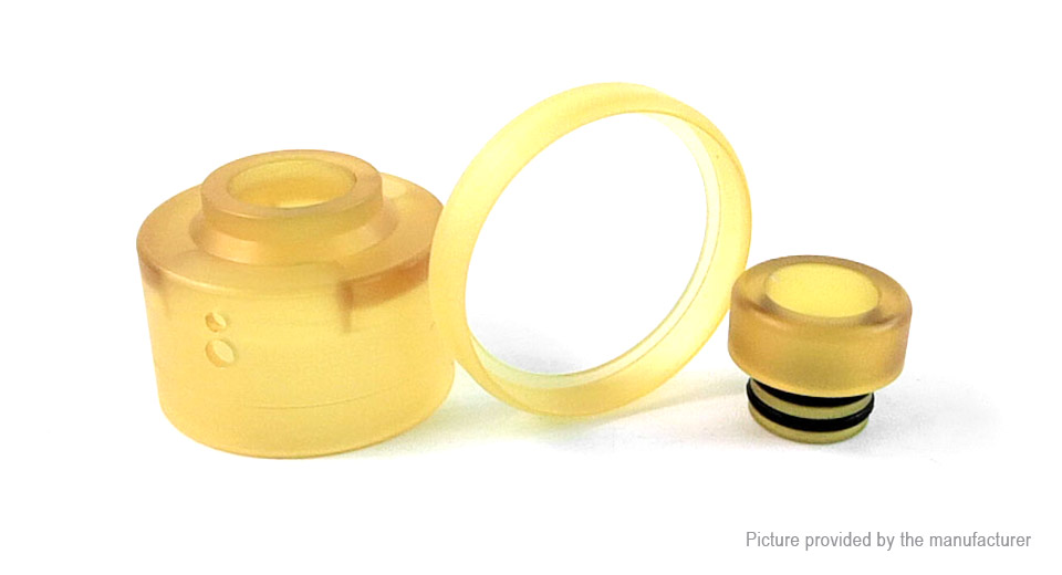 Product Image: kindbright-replacement-pei-cap-drip-tip-ring-for