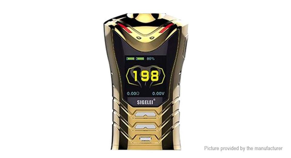 Product Image: authentic-sigelei-sobra-198w-tc-vw-apv-box-mod