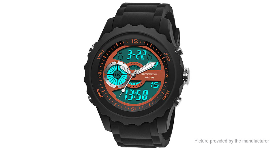 Product Image: sanda-769-men-s-sports-luminous-digital-analog