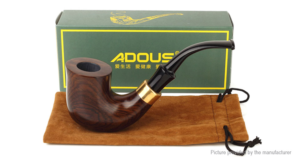 ADOUS Tobacco Cigarette Smoking Pipe