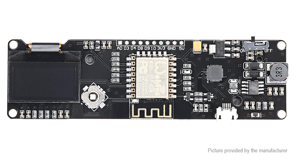 Product Image: wemos-esp8266-esp-wroom-02-mainboard-d1-mini-wifi