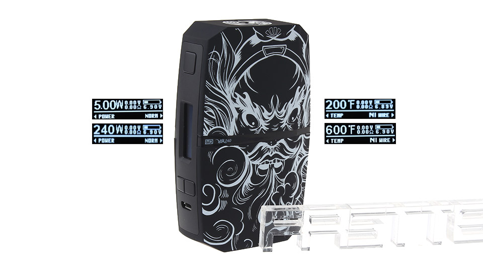Product Image: authentic-votech-via-240w-tc-vw-apv-box-mod