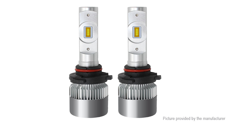Product Image: r3-9006-40w-6000lm-6000k-pure-white-led-car
