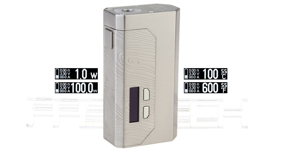 Product Image: authentic-wismec-luxotic-mf-box-100w-vv-squonk