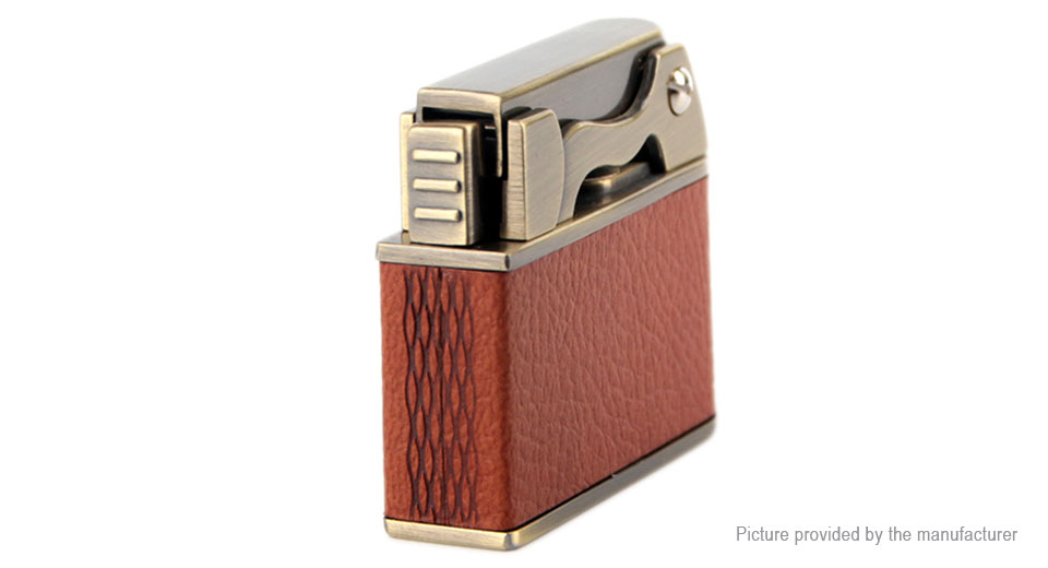 JOBON ZB-612E Windproof Refillable Kerosene Lighter