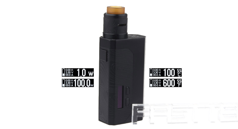Product Image: authentic-wismec-luxotic-mf-100w-vv-squonk-box