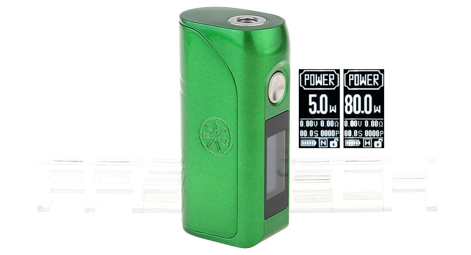 Product Image: authentic-asmodus-colossal-80w-tc-vw-apv-box-mod