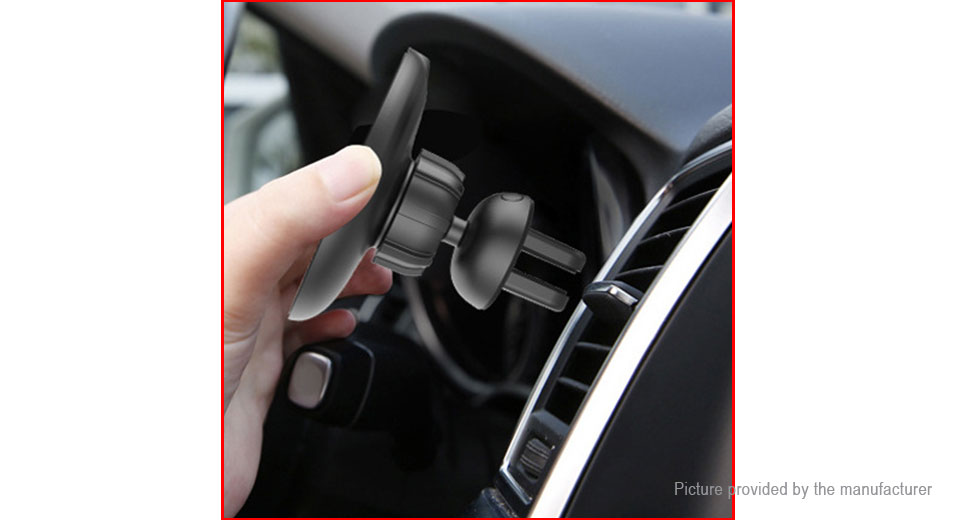 BQ003 Car Air Vent Mount Magnetic Wireless Charger Cell Phone Holder Stand