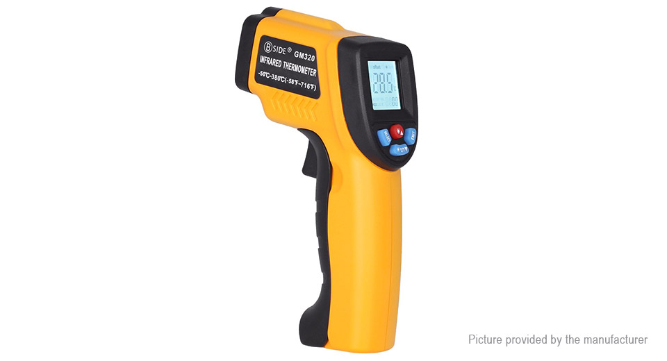 Product Image: bside-gm320-digital-non-contact-laser-infrared