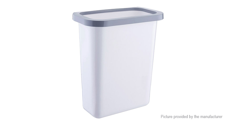 Kitchen Cabinet Hanging Garbage Waste Bin Trash Can ...