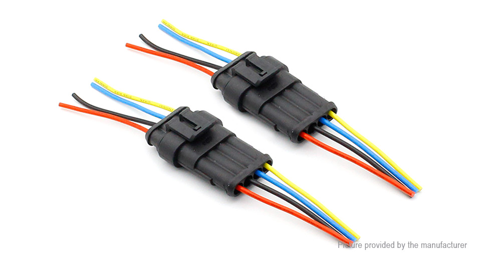 Wire Connector Plug on