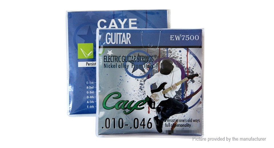 Product Image: orphee-ew7500-nickel-alloy-guitar-strings