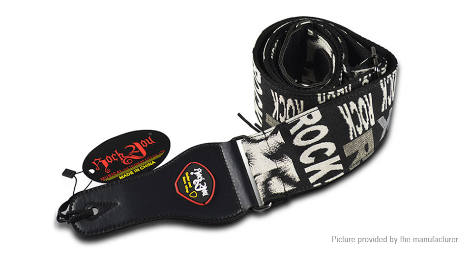 This Guitar Strap Is Truly Amazing