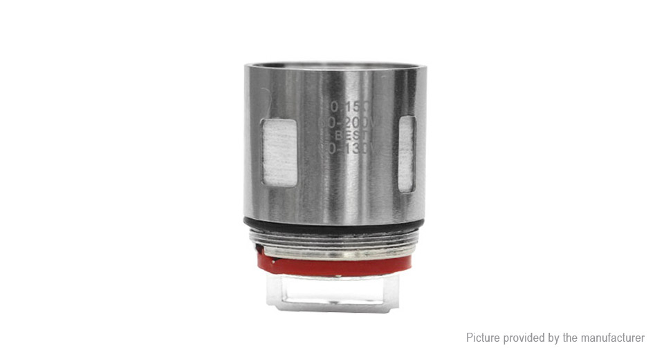 Product Image: authentic-vapesoon-v12-x4-coil-head-for-smok