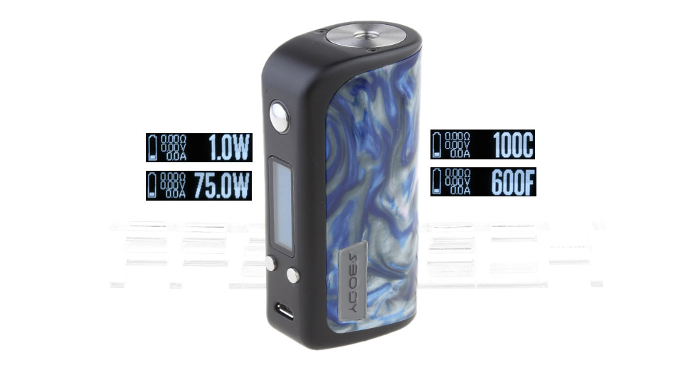 Product Image: authentic-sbody-legend-ii-dna75-75w-vw-tc-apv-box