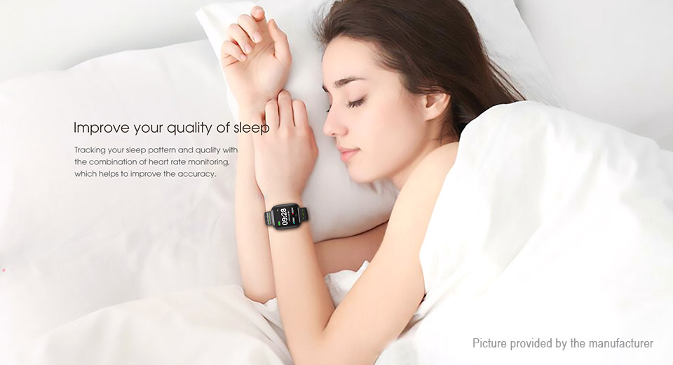 "Authentic Elephone W3 1.33"" IPS Touch Screen Smart Watch"
