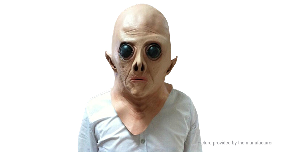 Product Image: ufo-alien-styled-latex-full-face-mask-halloween