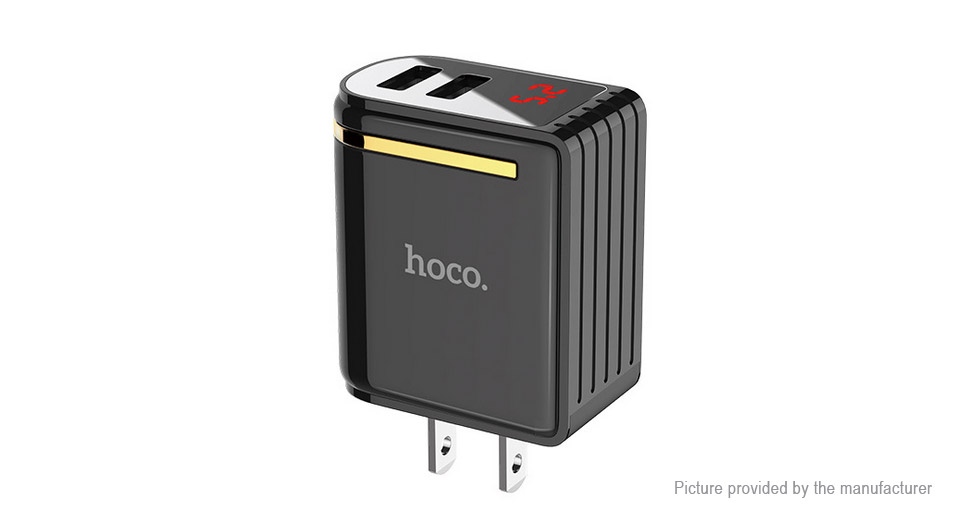 Product Image: authentic-hoco-c39-dual-usb-wall-charger-power