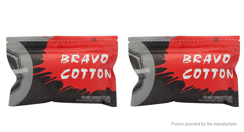 Product Image: coil-father-bravo-cotton-for-atomizer-2-pack