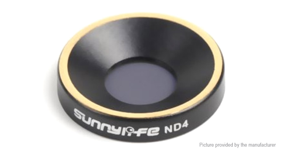 $8 16 Sunnylife ND4 Camera Lens Filter for Parrot ANAFI Drone at FastTech -  Worldwide Free Shipping