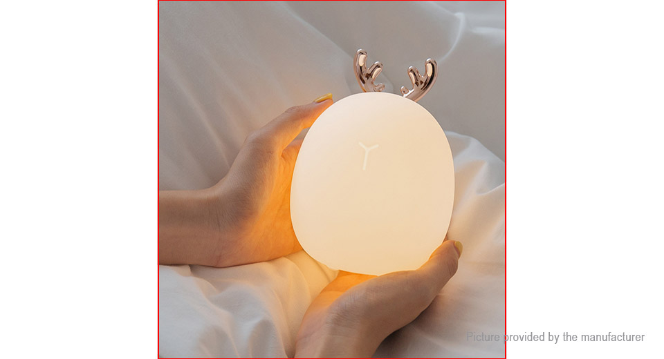 3LIFE 3life-317 Silicone Dimmable Ambient Lamp LED Night Light