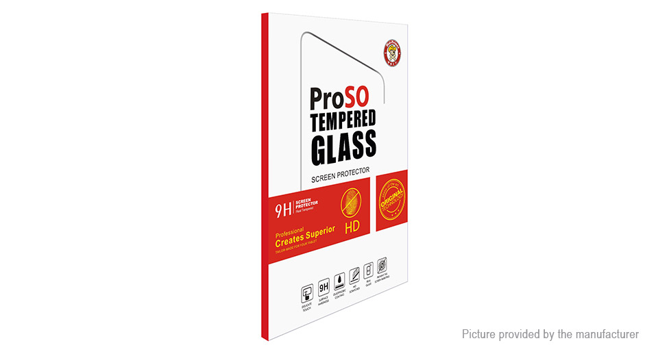Hat.Prince 2.5D Tempered Glass Screen Protector for Xiaomi Mi Pad 4
