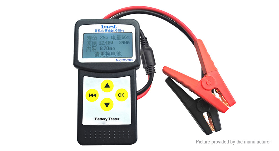 Product Image: lancol-micro-200-auto-car-battery-tester
