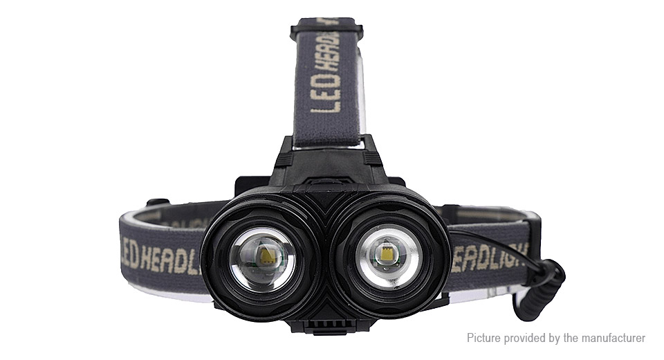 Product Image: yunmai-4105-led-headlamp-w-focus-zoom