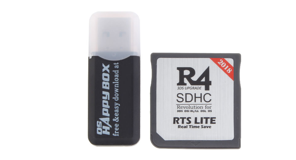 Product Image: r4-sdhc-flashcard-memory-card-usb-card-reader