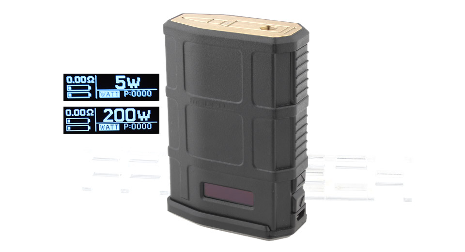 Product Image: authentic-cool-vapor-madpul-200w-vv-vw-apv-box-mod