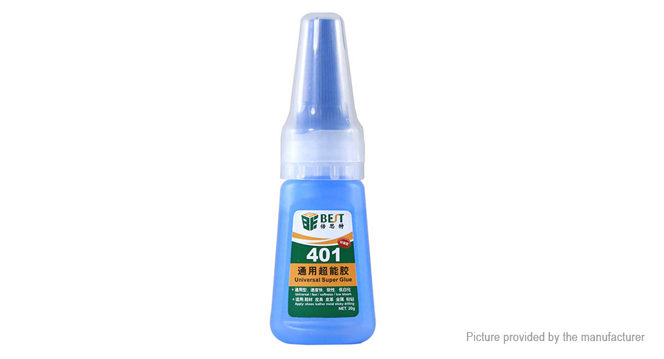 Product Image: best-401-universal-super-glue-instant-adhesive