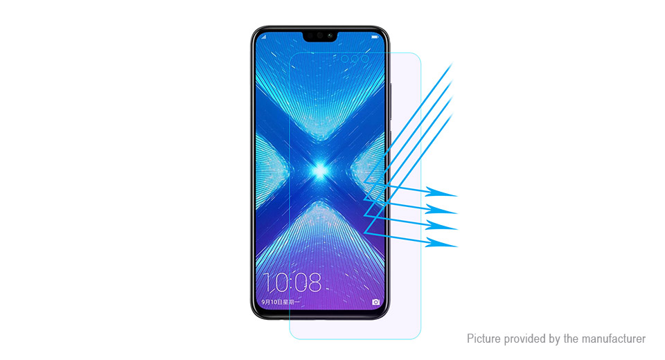Hat.Prince 2.5D Tempered Glass Screen Protector for Xiaomi Redmi Note 6