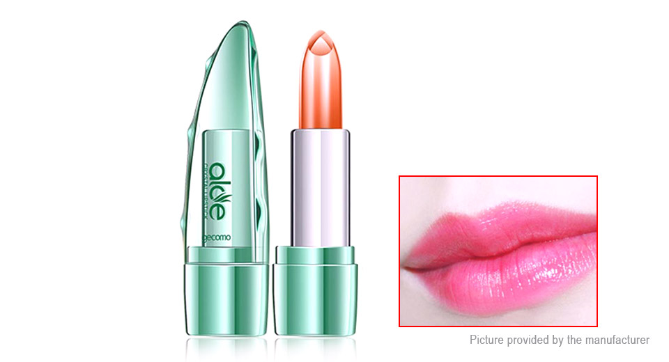 New Transpa Jelly Lip Gloss Changes Colour According To Body Temperature Women News Asiaone