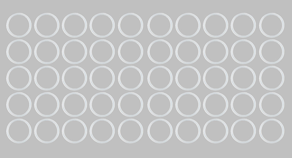 Product Image: silicone-o-ring-seals-for-atomizers-50-pack