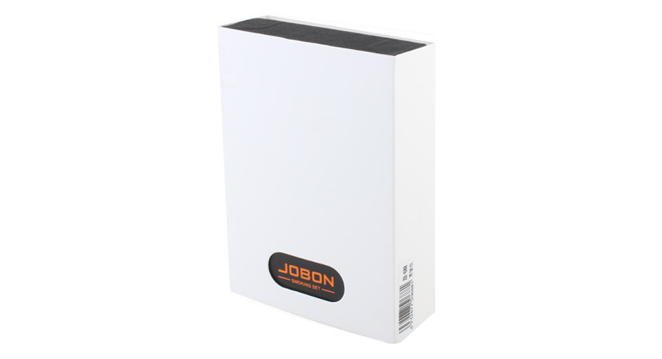 JOBON ZB-688 Windproof Refillable Butane Gas Lighter