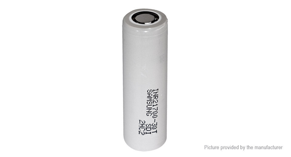 Product Image: inr-21700-30t-3-6v-3000mah-rechargeable-li-ion