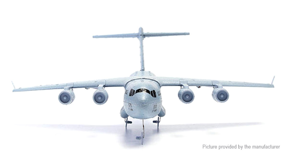 Product Image: diy-c-17-2-4ghz-2ch-r-c-transport-airplane