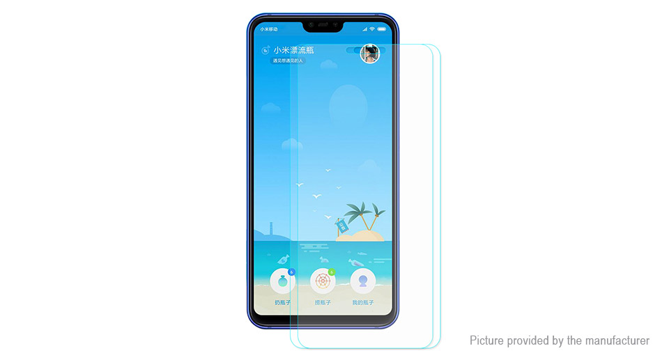 Product Image: hat-prince-2-5d-tempered-glass-screen-protector