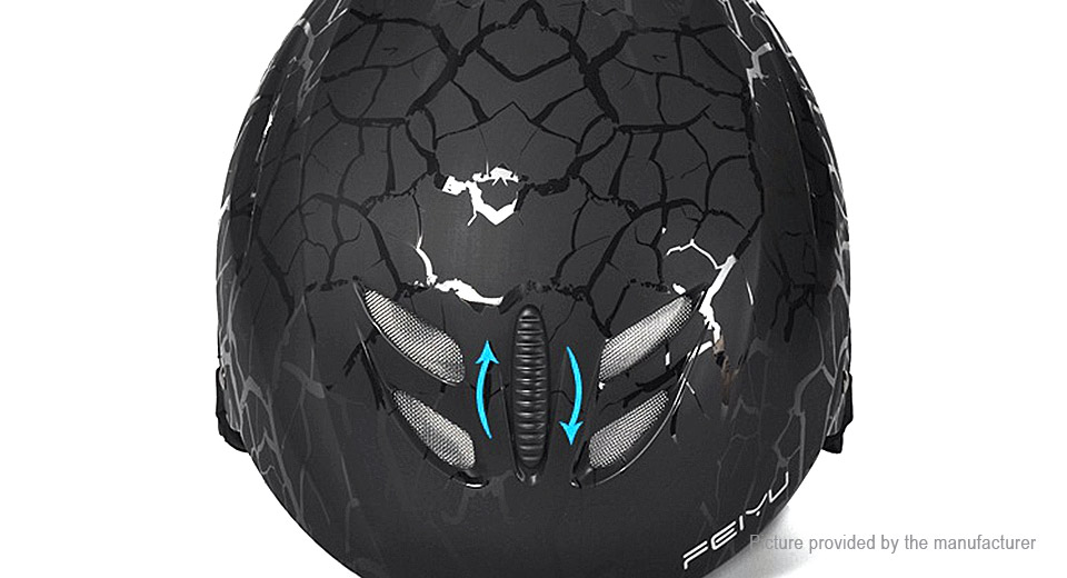 $33 89 FEIYU Outdoor Skiing Helmet Breathable Skateboard Safety Helmet  (Size L) - for 56-59cm head circumference at FastTech - Worldwide Free  Shipping