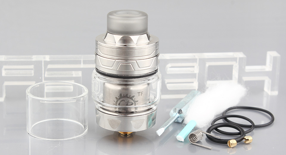 Product Image: authentic-advken-cp-tf-rta-rebuildable-tank