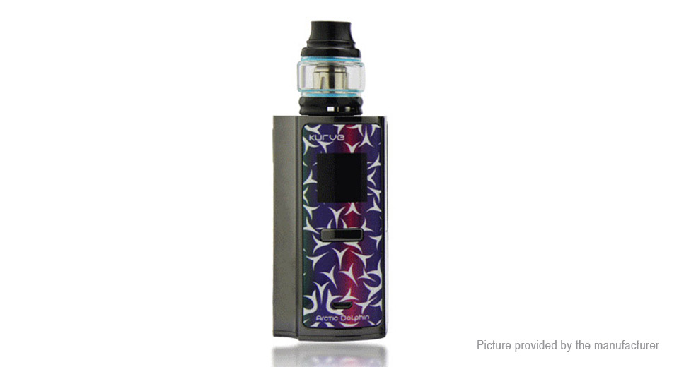 Product Image: authentic-arctic-dolphin-kurve-220w-tc-vw-apv-mod