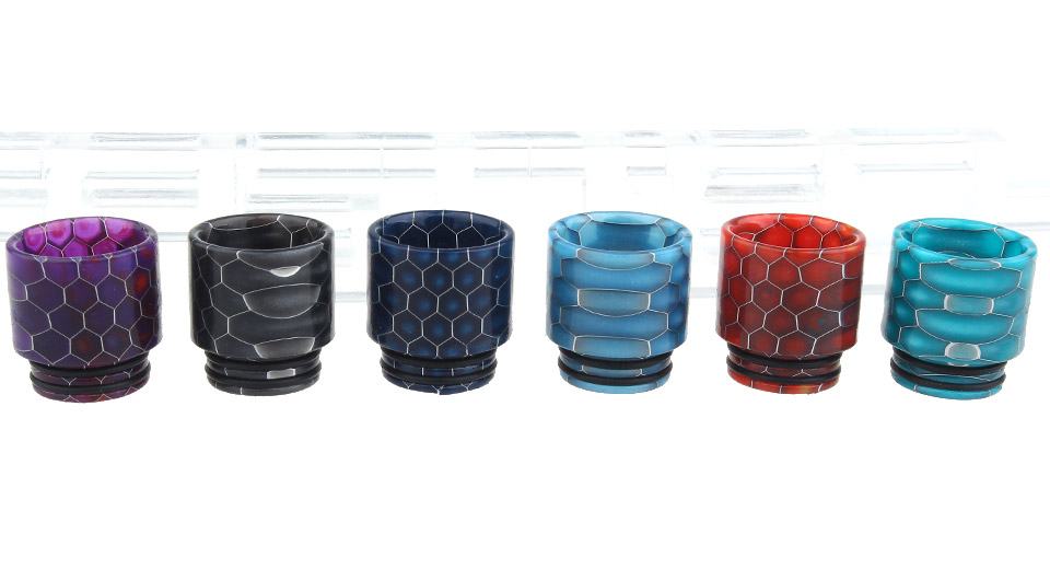 Epoxy Resin 810 Drip Tip (6 Pieces)