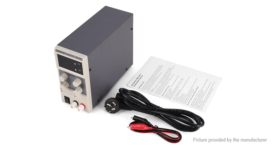 LODESTAR LKS3010D Adjustable Digital Switching DC Power Supply