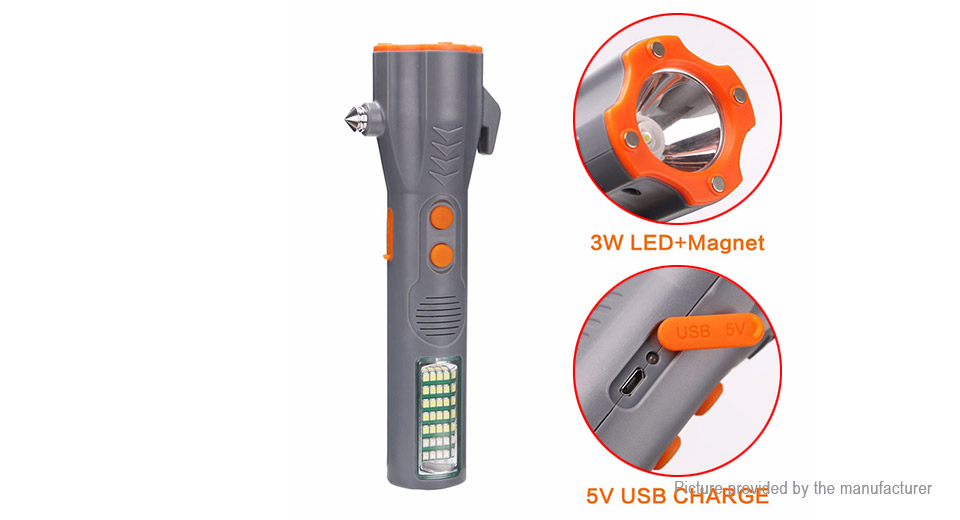 Product Image: outdoor-multifunctional-led-flashlight