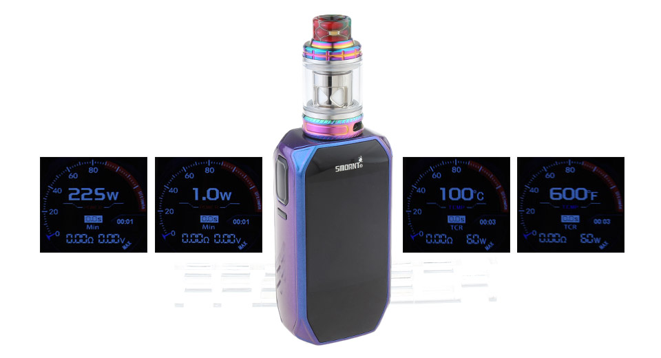 Product Image: authentic-smoant-naboo-225w-tc-vw-apv-box-mod