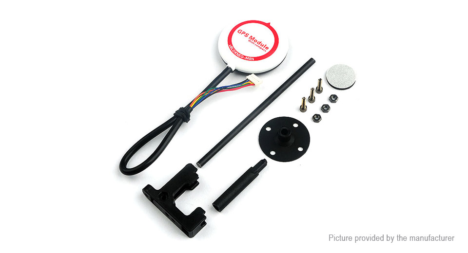 Product Image: ublox-m8n-high-precision-gps-module-w-compass-for