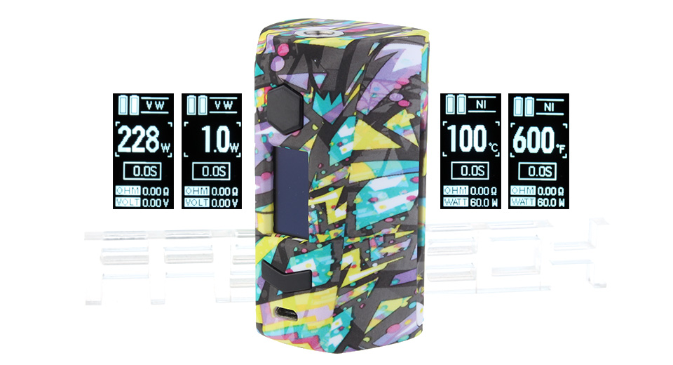 Product Image: authentic-rincoe-manto-s-228w-tc-vw-apv-box-mod