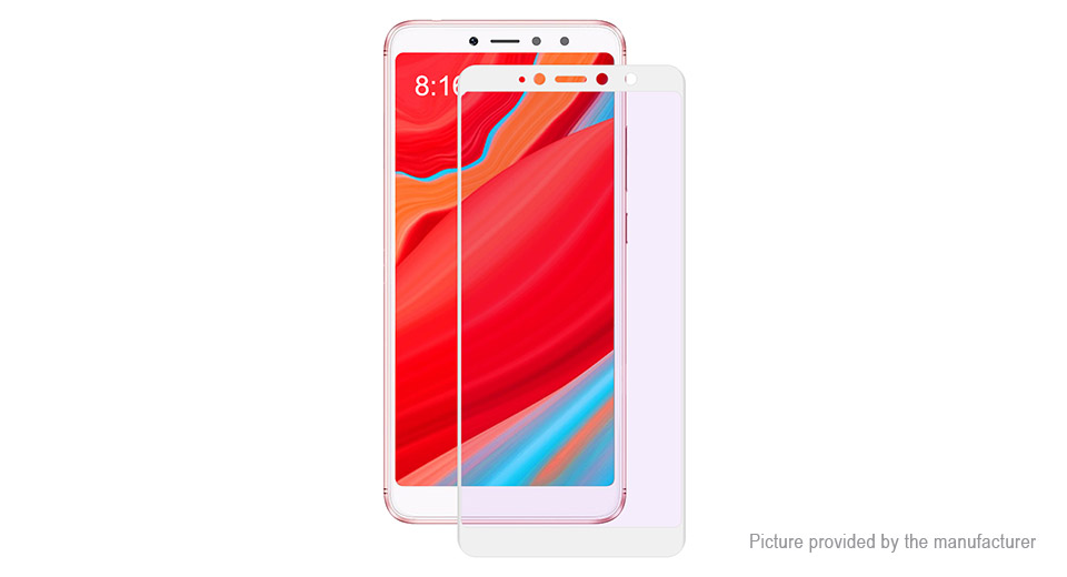 Hat.Prince 3D Tempered Glass Screen Protector for Xiaomi Redmi S2