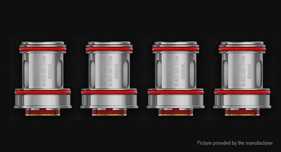 Product Image: authentic-uwell-crown-4-iv-replacement-coil-head