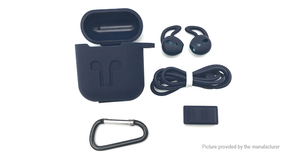 Product Image: silicone-protective-case-cover-accessories-kit
